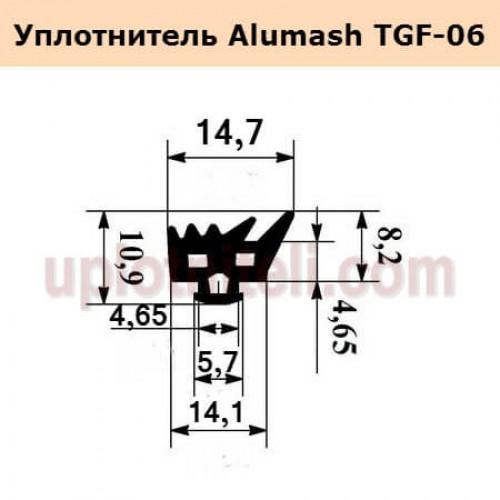 Уплотнитель Alumash TGF-06