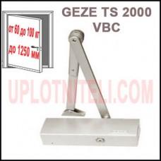 Дверной доводчик Geze TS 2000 VBC + рычажная тяга