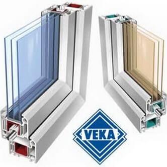 Пластиковые окна Veka - профиль пвх Veka