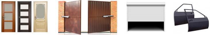 Уплотнители дверей - купить уплотнитель